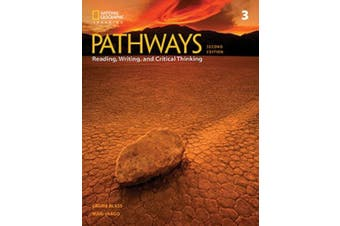 Bundle: Pathways: Reading, Writing, and Critical Thinking 3, 2nd Student Edition + Online Workbook (1-year access)