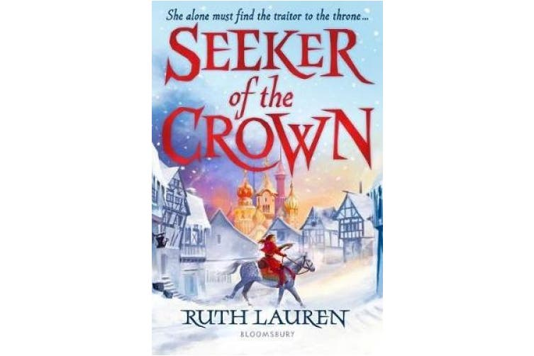 Seeker of the Crown (Prisoner of Ice and Snow)