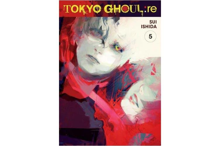 Tokyo Ghoul: re, Vol. 5 (Tokyo Ghoul: re)