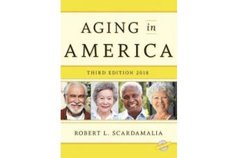 Aging in America 2018 (County and City Extra Series)
