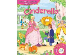 Story of Cinderella (Read Along with Me Book & CD)