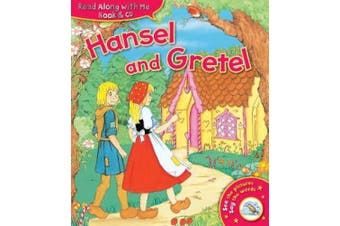 Hansel & Gretel (Read Along with Me Book & CD)