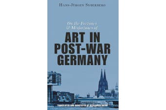 On the Fortunes and Misfortunes of Art in Post-War Germany
