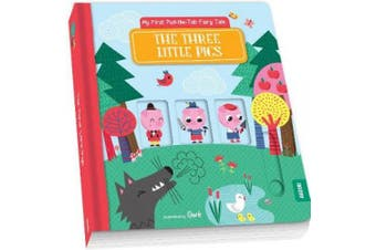 My First Pull-the-Tab Fairy Tale: The Three Little Pigs [Board book]