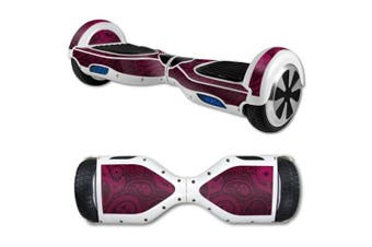 (Paisley) - MightySkins Skin For Self Balancing Mini Scooter Hover Board - Paisley | Protective, Durable, and Unique Vinyl Decal wrap cover | Easy To Apply, Remove, and Change Styles | Made in the USA