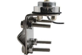 Tram 1249 NMO Mirror Mount Kit with 5.2m Coaxial Cable