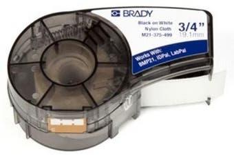 BRADY M21-375-499 0.375INX4.9m LBL