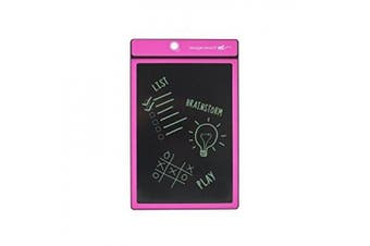 (Pink) - boogie board 22cm lcd writing tablet,pink (pt01085pnka0002)