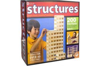 KEVA 127230cm Structures 510cm Building Set