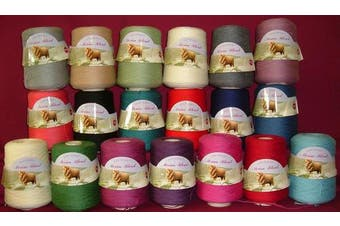 (Clerical 049) - King Cole Pure Wool 4ply 500g Cone (Clerical 049)