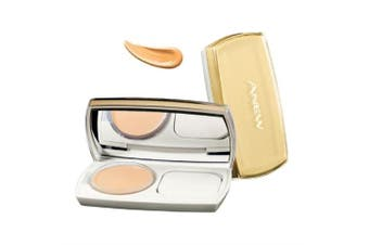 Anew Beauty Age Transforming Compact Make-Up – Pure Beige – 9g