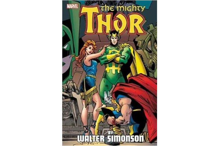 The Mighty Thor by Walter Simonson Vol. 3