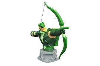 """DC Comics JUL162605 """"Justice League Animated Series Green Arrow Bust"""" Toy"""