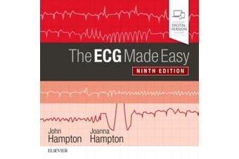 The ECG Made Easy (Made Easy)