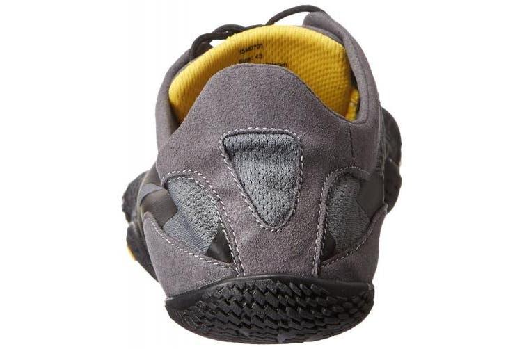 (8.5/9 UK, Grey (Grey/Black)) - Vibram FiveFingers Men's KSO EVO Multisport Indoor Shoes