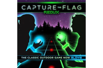 Capture the Flag REDUX - a Glow in the Dark Game for Birthdays, Team Building and Icebreakers