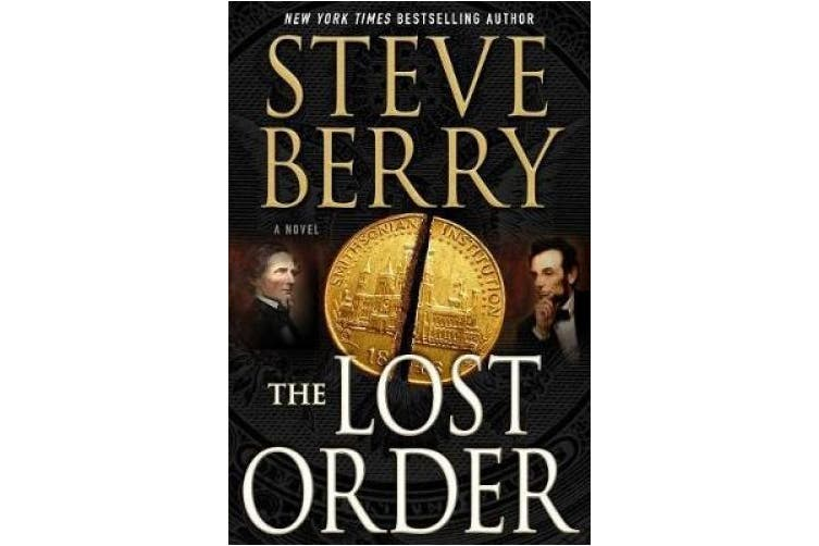 The Lost Order (Cotton Malone)