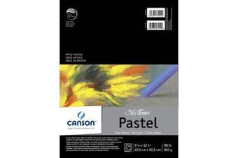Canson Mi-Teintes Pastels Paper Pad 23cm x 30cm