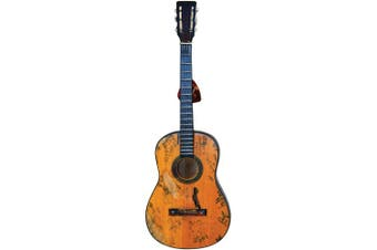 "Axe Heaven Willie Nelson Signature ""Trigger"" Acoustic Mini Guitar Replica Collectible"