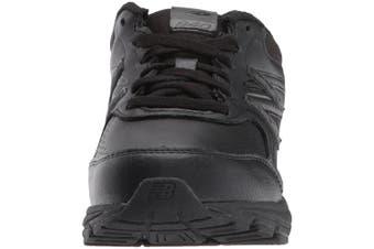 (5  (37.5 EU), Black (Black/Black/Black Bk2)) - New Balance Women's 840 Low Rise Hiking Boots