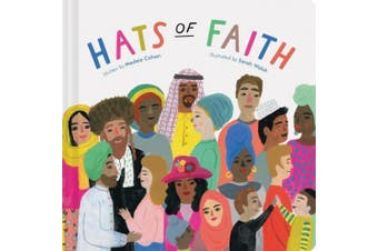 Hats of Faith [Board book]