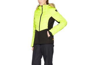 (44 (EU), Aloe) - Icepeak Women's Charlie Ix Jacket