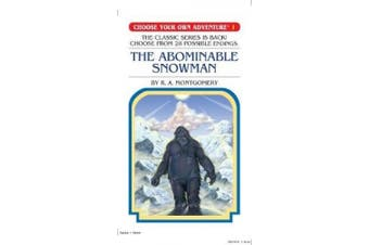 Choose Your Own Adventure #1: Abominable Snowman (Choose Your Own Adventure)