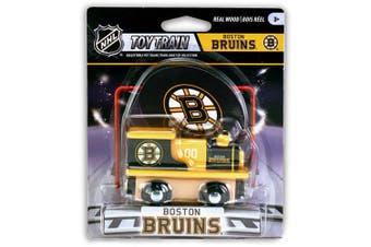 (Boston Bruins) - MasterPieces NHL Boston Bruins Sports Toy Train
