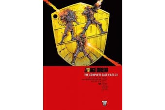 Judge Dredd: Case Files 31