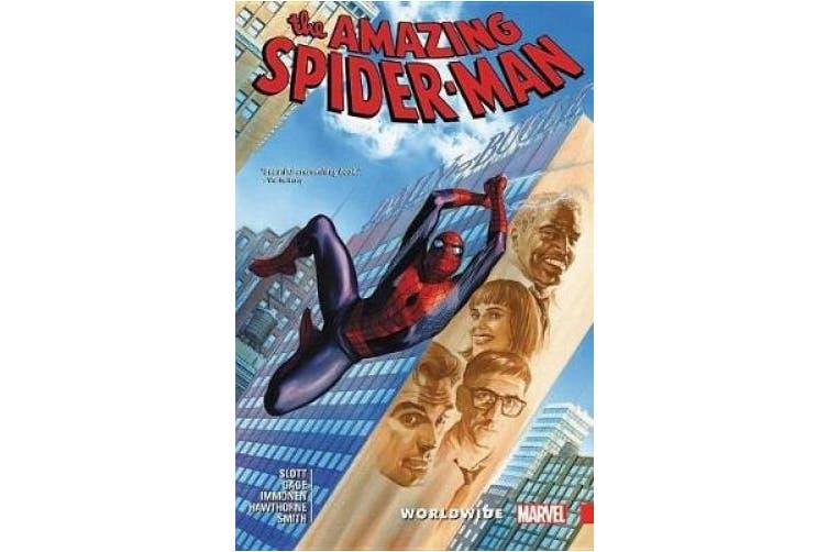 Amazing Spider-man: Worldwide Vol. 8