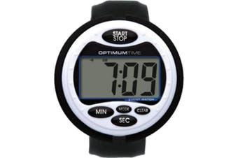 (One size, White) - Optimum Time Watch