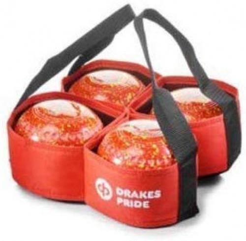 Drakes Pride 4 Bowl Carrier Green