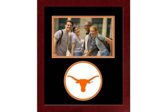 Texas Longhorns Spirit Photo Frame (Horizontal)