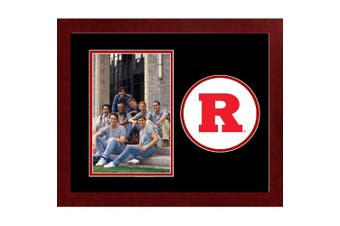 Rutgers Scarlet Knights Photo Frame
