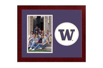 Washington Huskies Spirit Photo Frame (Vertical)