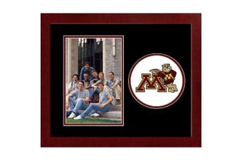Minnesota Golden Gophers Spirit Photo Frame (Vertical)