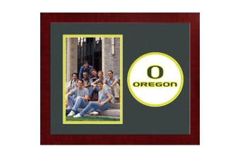 Oregon Ducks Spirit Photo Frame (Vertical)