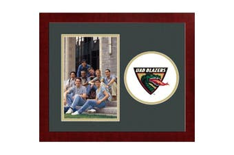 University of Alabama, Birmingham Spirit Photo Frame (Vertical)
