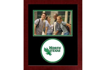 University of North Texas Spirit Photo Frame (Horizontal)