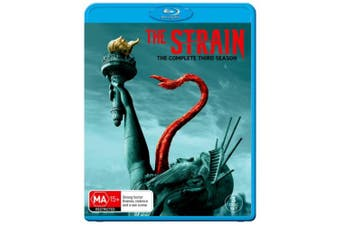 The Strain: Season 3 [Region 4]