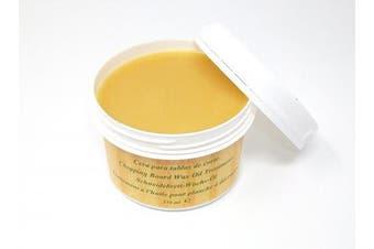 Wax oil treatment for cutting board, butcher block, worktop, chopping board- 250 ml. Food Safe