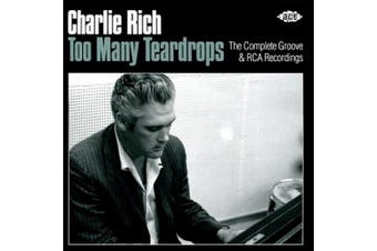 Too Many Teardrops:complete Groove