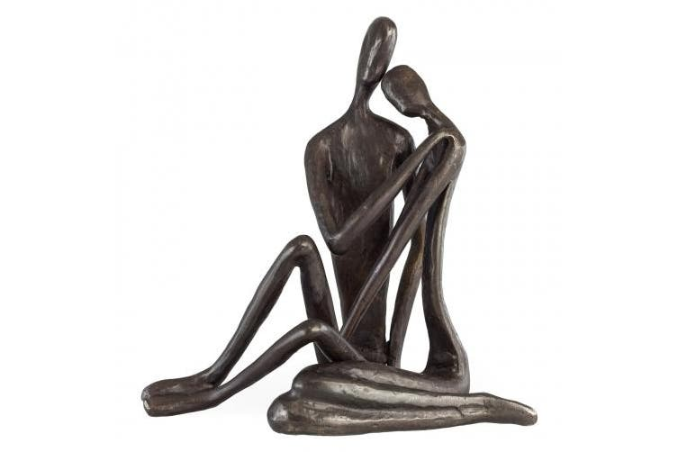 Dick Smith Danya B Large Couple Embracing Sculpture Sculptures Figurines Home Garden Home Decor
