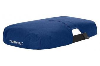 (Blue) - Reisenthel Carrybag Shopping Basket Cover/Vision/Waterproof Rain Cover