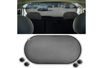 "Zento Deals Car ""Rear"" Window Sunshade Screen Mesh Cover 1pc"