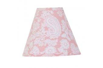 Sweet & Simple Pink Lamp Shade by Cotton Tale Designs