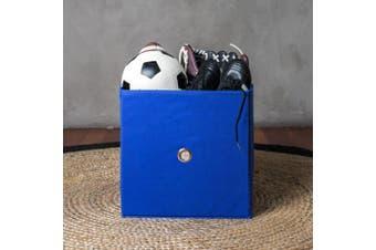 (Full Drawer, Blue) - iCube Full Fabric Drawer Royal Blue