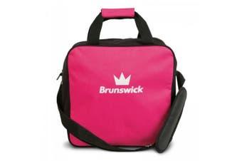 Brunswick TZone Single Tote Bowling Bag (1 Ball) for a Bowling Ball