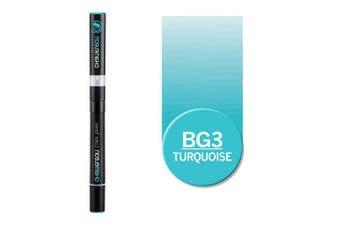 (Turquoise Bg3) - CHAMELEON ART PRODUCTS CT0132 CHAMELEON colour TONES PEN TURQUOISE BG3