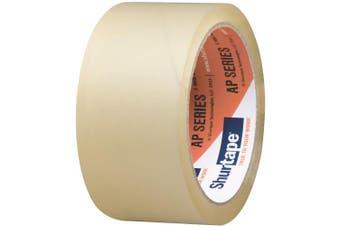 Shurtape AP-101 General Purpose Grade Packaging Tape: 5.1cm . x 55 yds. (Clear)